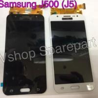 Jual Jual Lcd + Touchscreen Samsung J500 (J5) Black/White Murah Murah