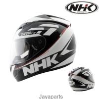 HELM Helem merk NHK GP1000 Motif Keren