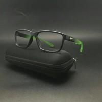Jual Istimewa Frame Kacamata Nike 7092 Black Blue Kacamata minus kode 0354 Murah