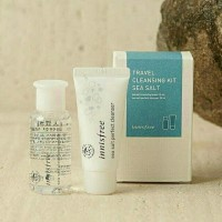 Jual Pembersih Wajah Innisfree Travel Cleansing Kit Sea Salt Murah