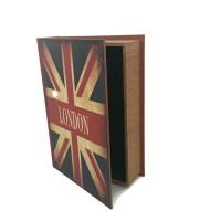 Jual Safety Box- Brankas Buku Motif England Antik Jadul Kuno LARGE Murah