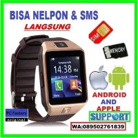 JAM TANGAN ANAK / SMARTWATCH FOR KID SUPPORT SIMCARD MEMORY SD UP 32