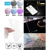 Jual Jual UME Ultra Fit Air Case 0.3mm Design Samsung Galaxy Note FB-75G Sa Murah