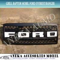 Dijual Grill Grille Raptor Variasi Fiber Mobil Ford Ranger 2 BT-60K