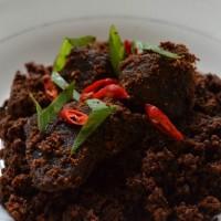 Jual Rendang Sapi / Ayam Kampung (500 gram) Murah