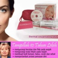 Jual DISKON POWER WAND THERMAL OXYGENETING SKIN CARE SYSTEM Murah
