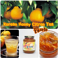 Yujaca Korean Honey Citron Tea Teh Jeruk Madu Asli Korea