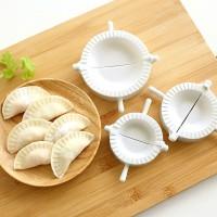 Jual Cetakan dumpling pastel mold alat bantu membuat gyosa pangsit maker Murah