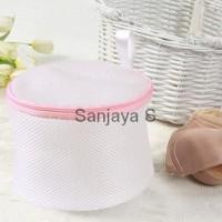 Jual Best Seller Laudry Bra  / kantong laundry mesin cuci  / laudry bag mur Murah