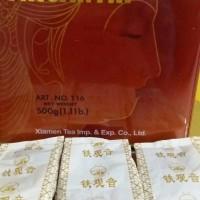 Jual Teh Tikuanyin/Tie Guan Yin China Fujian Oolong Tea Murah