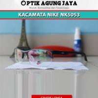 Jual GRATIS LENSA(+/-) | Frame Kacamata NIKE NK5053 |Frame Minus/Plus/Sport Murah