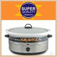 Jual Slow Cooker Vicenza 6,5liter VSC0001 Murah