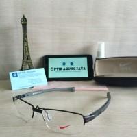 Jual Frame Kacamata Nike Sport 100% High Quality Black Nike Magnet Murah