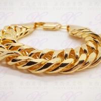 anting kalung cincin gelang rantai perhiasan imitasi gold 18k