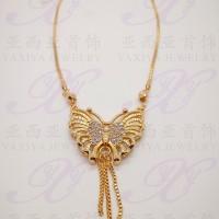 anting cincin gelang liontin kalung koye perhiasan gold18k