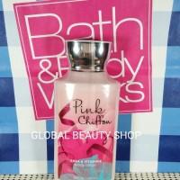 Jual Pink Chiffon (Female Body Lotion) Bath And Body Works ORI USA Murah