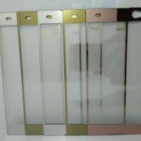 Jual Anti Gores Tempered Glass Mirror Chrome Sony Xperia C3 Murah