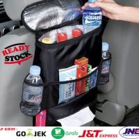 Jual Car Organizer Bag Penahan Panas Dan Dingin / Tas Organizer Kursi Jok Murah