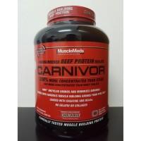 Jual Carnivor Whey Musclemeds 4,5 Lbs ( Carni Beef Protein 4.5 Lbs 4,5lbs ) Murah