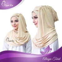 Jual kerudung/ hijab/ jilbab/ mecanism/ hana twist Murah Murah