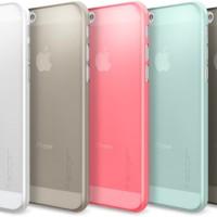 Jual SGP/Spigen AirSkin Original 0.4mm Ultra Slim Fit Case For IPhone 6 Murah