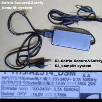 Jual Adaptor Monitor Samsung 14V 1,786A 25W LED - LCD Murah