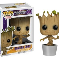 Jual Funko POP! Marvel - Guardian Of The Galaxy - Dancing Groot Baby Groot Murah