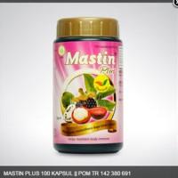 Jual MASTIN PLUS 100 KAPSUL [Kulit Manggis +Daun Sirsak] Murah