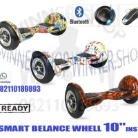 Jual Smart Balance Wheel 10'ins + Bluetooth (haver Bort) Murah