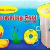 Jual Kolam Baby Spa / Baby Swimming Pool Baby Flow Duck Edition Murah