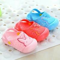 Jelly Sandal Premium Kids Bunny Baby - Sepatu bayi - Se Diskon