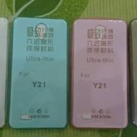Jual Case Ultrathin Vivo Y21 /Ultra Thin/Fit/Softcase/Silikon Murah