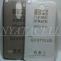 Jual Case Ultrathin LG G3 Stylus /Ultra Thin/Fit/Softcase/Silikon/Ultrafit Murah