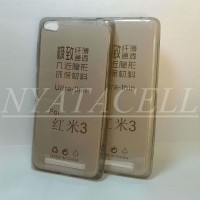 Jual Case Ultrathin Xiaomi Redmi 3 /Ultra Thin/Fit/Softcase/Silikon Murah