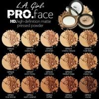 Jual La Girl Pro Face Hd Matte Pressed Powder Murah