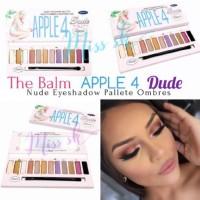 APPLE 4 Dude the balm nude eyeshadow palette