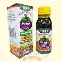 Jual promo Madu Kurma Manggis Plus propolis 10in1   10 in 1 Murah
