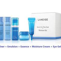Jual (Sale) Laneige Basic & New Water Bank Moisture Kit Murah