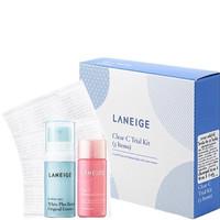 Jual (Dijamin) Laneige Clear C Trial Kit (3 items) Murah