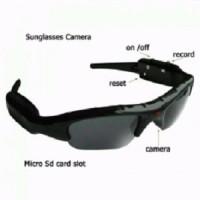Jual Spy Cam Kamera Pengintai Kacamata Sport ( Hidden Camera ) Murah Murah