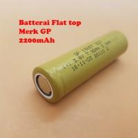 Jual Baterai 18650 GP 2200mAh Flat TOP ORIGINAL Vapor Vaporizer Vape Batre Murah