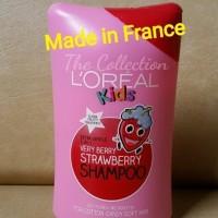Jual ANK0028LR Made in FRANCE 250ml Strawberry Loreal Kids Shampoo sampo Murah