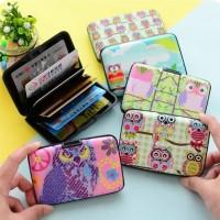 Harga dompet kartu gambar owl dan teman teman korean style | WIKIPRICE INDONESIA
