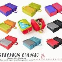 Jual special SCO - Shoe Case Organizer - Tempat Sepatu 1 pasang Murah
