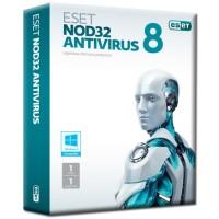 Jual Eset Antivirus NOD32 3 User Murah