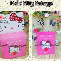 Jual Masker Lumpur Hello Kitty Naturgo Murah