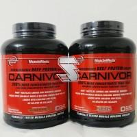 Jual Musclemeds Carnivor 4Lbs 4,6 Lbs Beef Protein Original Murah