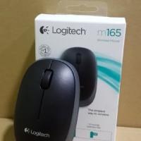 Jual Logitech M165 Wireless Mouse Murah