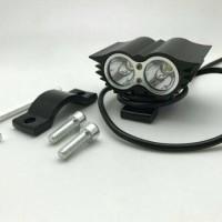 Jual Diskon Lampu Sorot Tembak Led Cree 20W OWL Mini - 3 Mode Keren Murah
