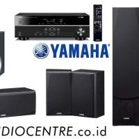 Yamaha HTR2067,Yamaha NS-P51 , Yamaha NS-F51 & Yamaha YST-SW216